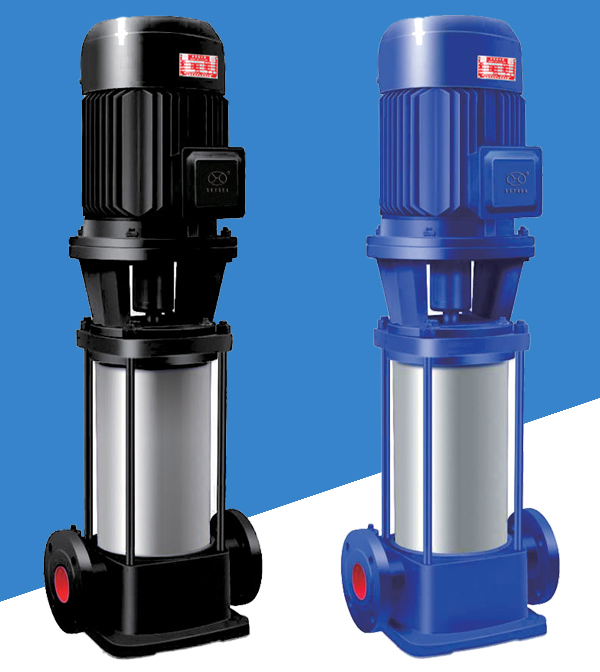 GDL vertical pipeline multistage centrifugal pump-Products